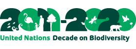 国連生物多様性の10年 ロゴ
