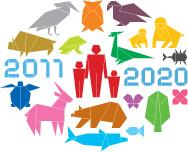 国連生物多様性の10年日本委員会 ロゴマーク