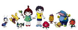 キャラクター応援団